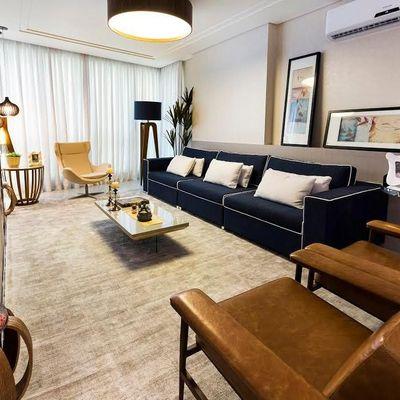 Apartamento 4 Suítes, 3 Vagas de Garagem, Avenida Brasil, Balneário Camboriú