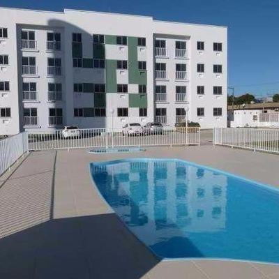 Apartamento 2 Dormitórios, 1 Vaga de Garagem, Itaipava, Itajaí