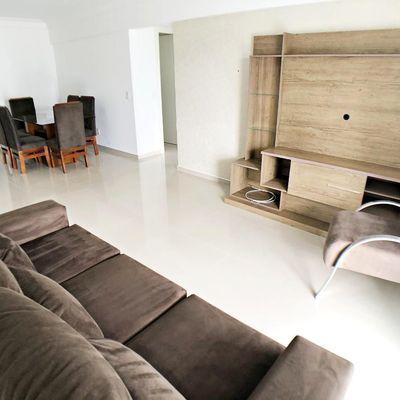 Apartamento Mobiliado próximo do mar