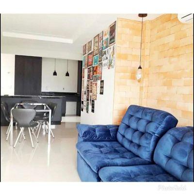 Apartamento Semi Mobiliado, 1 Suíte e 1 Dormitório, Balneário Camboriú