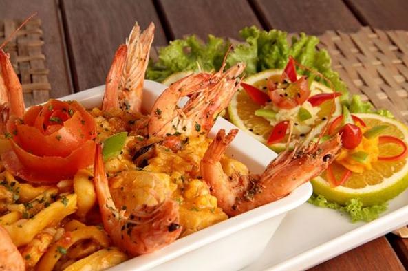 Top 5 Restaurantes Praia Brava