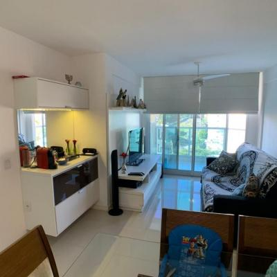 Excelente apartamento 2 quartos, sendo 1 suite, varanda e lazer completo