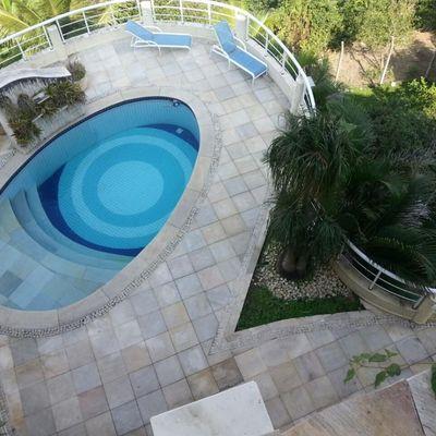 Magnífica Casa com 4 suítes no Vilage Pendotiba