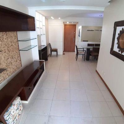 Ótimo apartamento com 2 varandas, suíte e lazer completo na cobertura