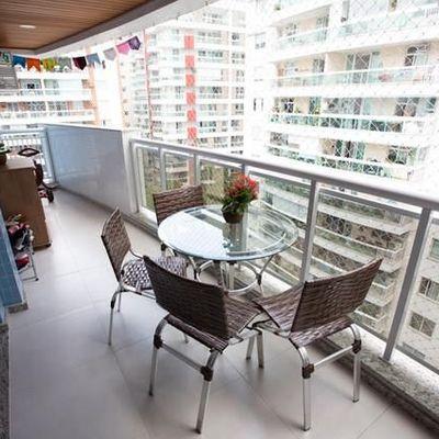 Excelente apartamento 3 quartos com varanda gourmet