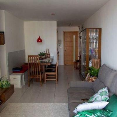 Excelente 3 quartos com varanda e lazer completo