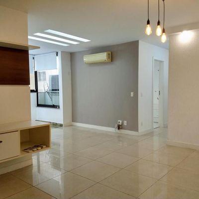 Excelente 3 quartos com varanda e lazer completo em Icaraí