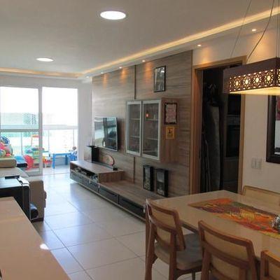 Excelente apartamento 2 quartos suíte varanda gourmet e lazer completo