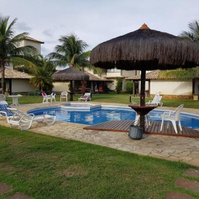 Casa no condomínio Tahiti em Geribá com 4 suítes