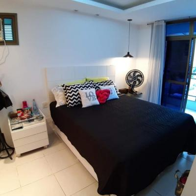 Excelente apartamento com varanda e lazer completo no Ingá