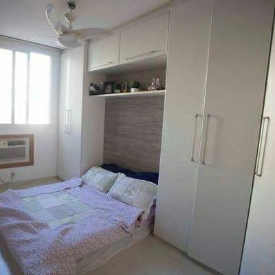 Ótimo apartamento 2 quartos com varanda em Santa Rosa