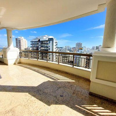 Magnífico 4 quartos com varanda e lazer em Icaraí