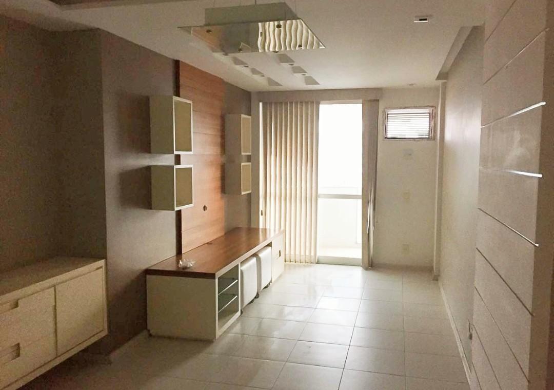 Ótimo apartamento 2 quartos com varanda e lazer