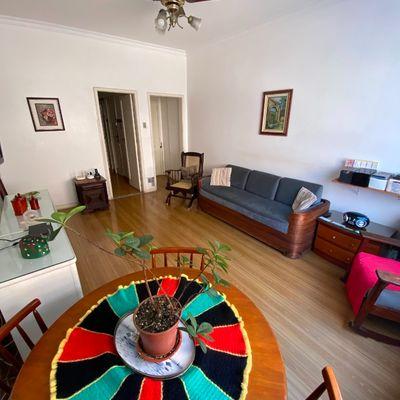 Melhor localização de Icaraí 2 quartos na Otávio Carneiro