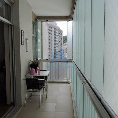 Cobertura 3 quartos sendo 2 suítes com 2 vagas no Jardim Icaraí