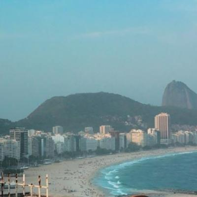 Cobertura Duplex INCRIVEL em Copacabana