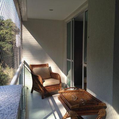 Apartamento 2 quartos com vista pro verde