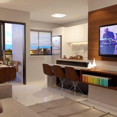 Apartamento na Planta a venda Bairro Barranco em Camboriú