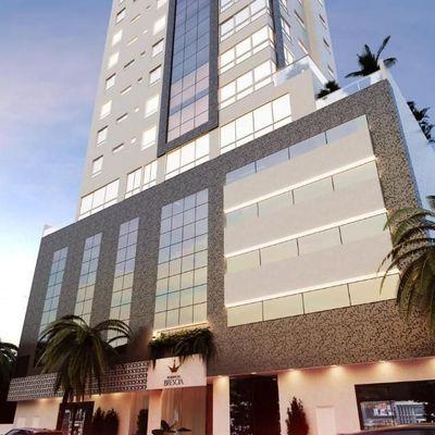 Apartamento na planta com entrega em 2021 Residencial Brescia no centro de Balneário Camboriú