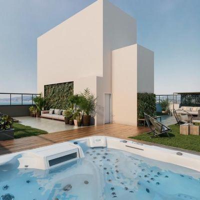 Apartamento na Planta a venda Edifício Brava Garden na Praia Brava em Itajaí