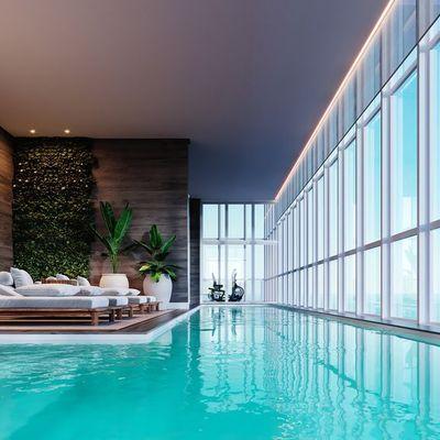 Apartamento Diferenciado a venda no Edifício Boreal Tower em Balneário Camboriú