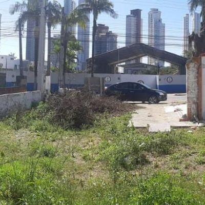 Terreno a venda localizado em uma região privilegiada em Balneário Camboriú
