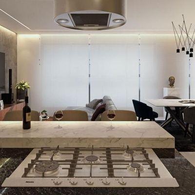 Apartamento na Planta no centro de Balneário Camboriú com 4 dormitórios entrega em 2024