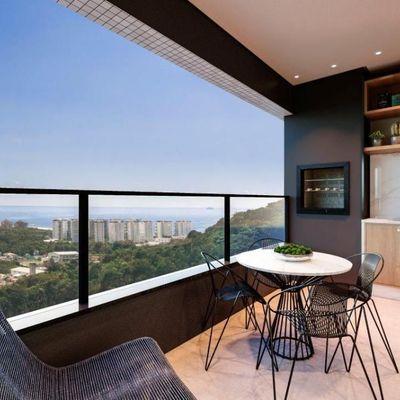 Apartamento na Planta Edifício Brava Valley a venda na Praia Brava