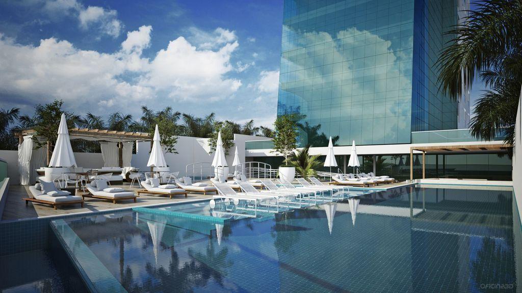 Apartamento a venda no Edifício Epic Tower em Balneário Camboriú