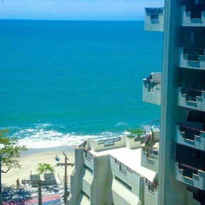 Apartamento locação diária na quadra mar ao lado do Hipermercado Big em Balneário Camboriú