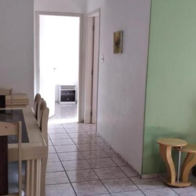 Apartamento para locação anual com 2 dormitórios no centro de  Balneário Camboriú