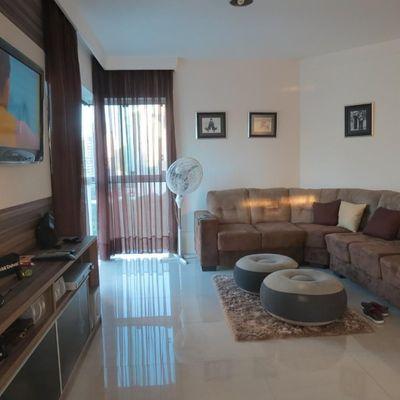 Apartamento a venda com 3 suítes, aceita permuta por imóvel em Balneário Camboriú