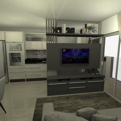 Apartamento mobiliado a venda na Praia Brava em Itajaí
