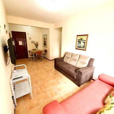 Apartamento mobiliado completo a venda em Bombinhas