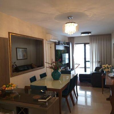 Apartamento a venda Edifício Grand Soleil mobiliado e decorado em Itajaí