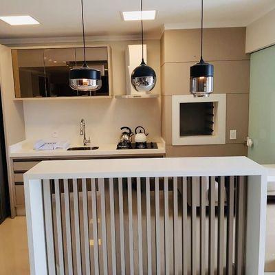 Apartamento Finamente Mobiliado no Residencial Garden Village em Balneário Camboriú