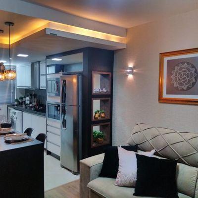 Apartamento Mobiliado Condomínio Solar das Tucaneiras em Camboriú