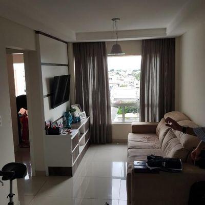Apartamento com 2 dormitórios sendo 1 suíte todo mobiliado e decorado a venda em Itajaí