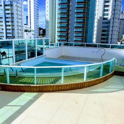 Apartamento Diferenciado com Piscina Privativa na Barra Norte em Balneário Camboriú