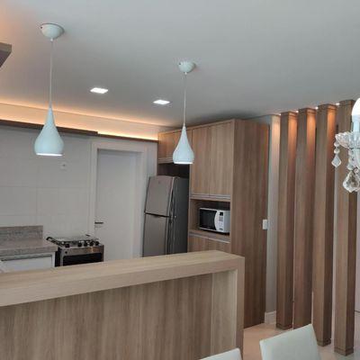 Apartamento a venda com sacada vista mar em Balneário Camboriú