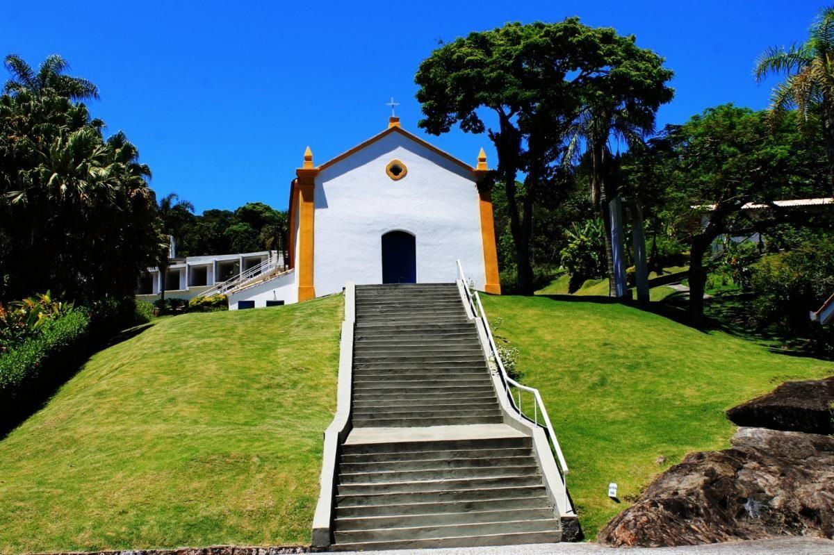 Capela Santo Amaro: um registro da história da região de Balneário Camboriú