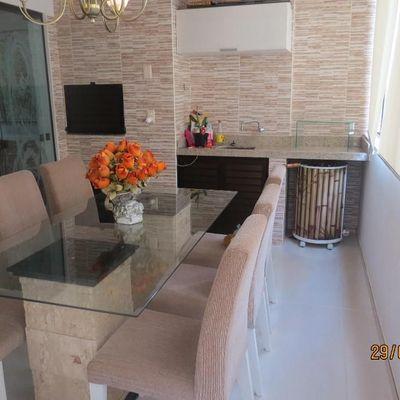 Apartamento no centro mobiliado e equipado a venda em Balneário Camboriú