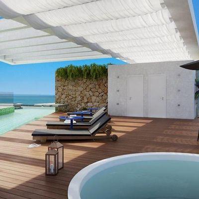 Apartamento em Construção na Praia Brava em Itajaí, uma das praias mais belas de Santa Catarina