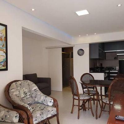 Apartamento mobiliado para diária localizado no centro de Balneário Camboriú