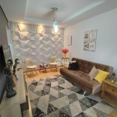 Apartamento com 3 quartos sendo 1 suíte a venda em Ponta Grossa no Paraná