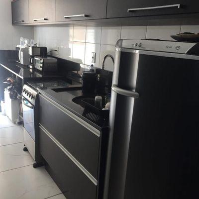 Apartamento diferenciado com 2 dormitórios a venda em Balneário Camboriú