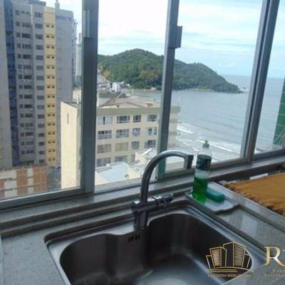 Apartamento com uma linda vista mar em Balneário Camboriú