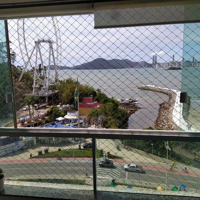 Apartamento a venda vista mar em Balneário Camboriú