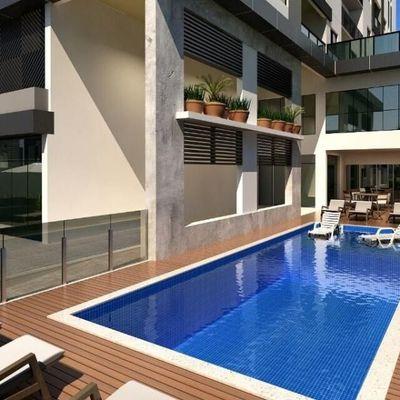 Apartamento 2 dormitórios Privilège Residence na praia Brava em Itajaí