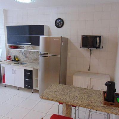 Apartamento para locação diária com 1 dormitório no centro de Balneário Camboriú
